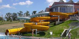 Aquapark Jindřichův Hradec